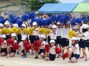 福田小学校運動会