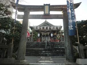 釛山恵美須神社「秋季大祭」