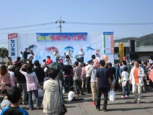 第31回長崎さかな祭り「模擬競り大会」