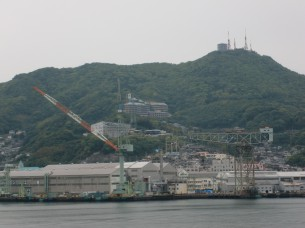 三菱重工長崎造船所タービン工場