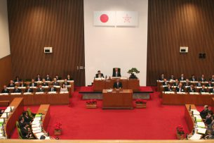 長崎市議会12月議会本会議