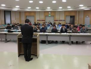 長菱船舶工事労組第17回定期大会①