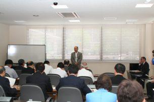 長崎市議会議員研修会1