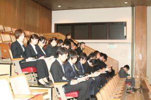 長崎市議会(新入職員議会傍聴)