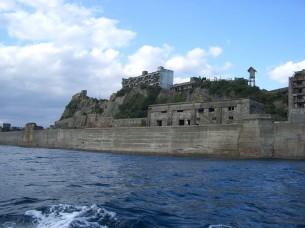 端島(軍艦島)を調査