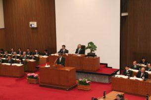 議員提出議案について提案(平成25年第2回定例会)1