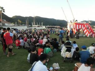 2013.7.20 福田地区第18回夏祭り(ビンゴゲーム)