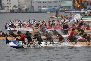 2013.7.28 長崎ペーロン選手権大会(一般の部)