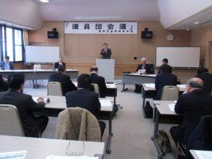 2014.1.18 基幹労連県本部議員団会議2