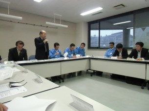2014.1.20 生活相談室会議